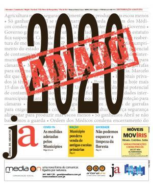 Jornal de Abrantes abril 2020 - Jornal