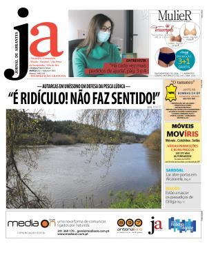 Abrir Jornal de Abrantes online