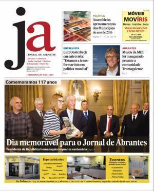 Maio de 2017  - Jornal