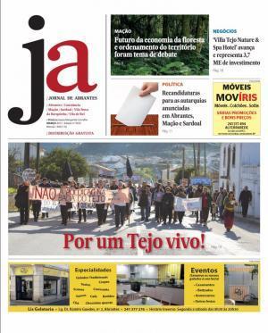 Março de 2017  - Jornal