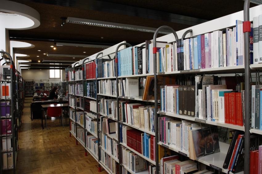 Biblioteca Municipal Abrantes