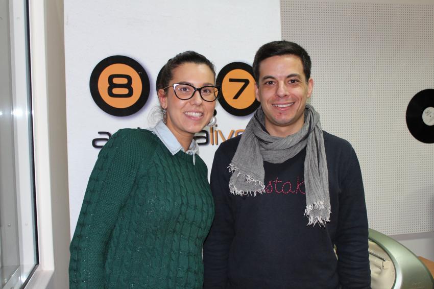 Joana Margarida Carvalho e André Lopes