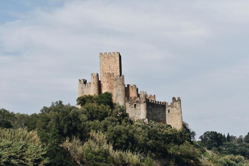 Castelo de Almourol (Créditos: Antena Livre)