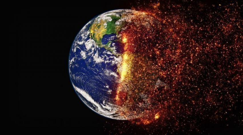 Resultado de imagem para Colapso sistêmico global