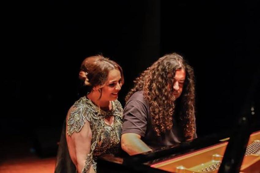 Dora Maria e Nuno Barroso (DR Eunice Lopes)