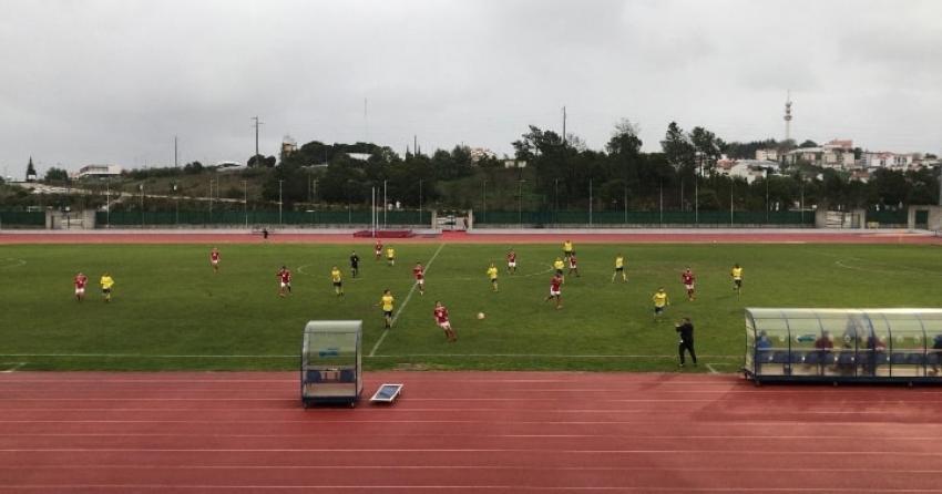 Foto: Sport Abrantes e Benfica