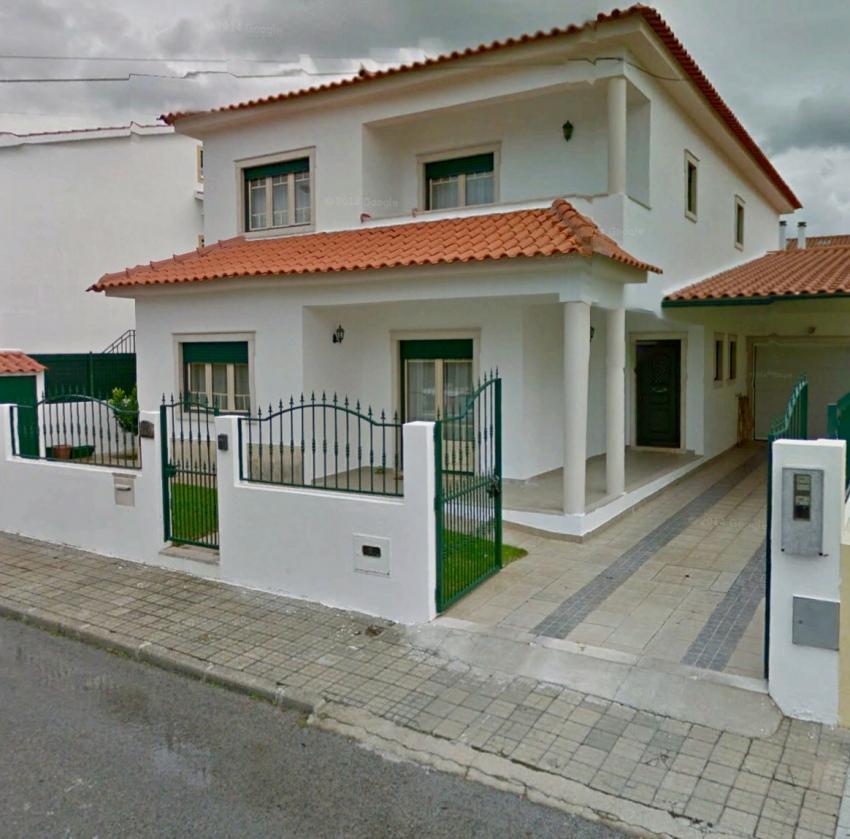Casa onde ocorreu o homicídio