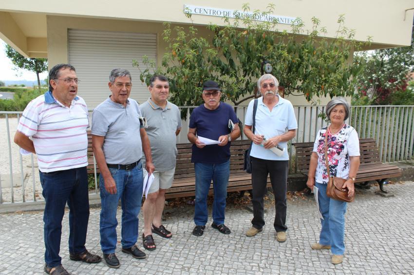 Movimento de Utentes dos Serviços Públicos (MUSP) do distrito de Santarém