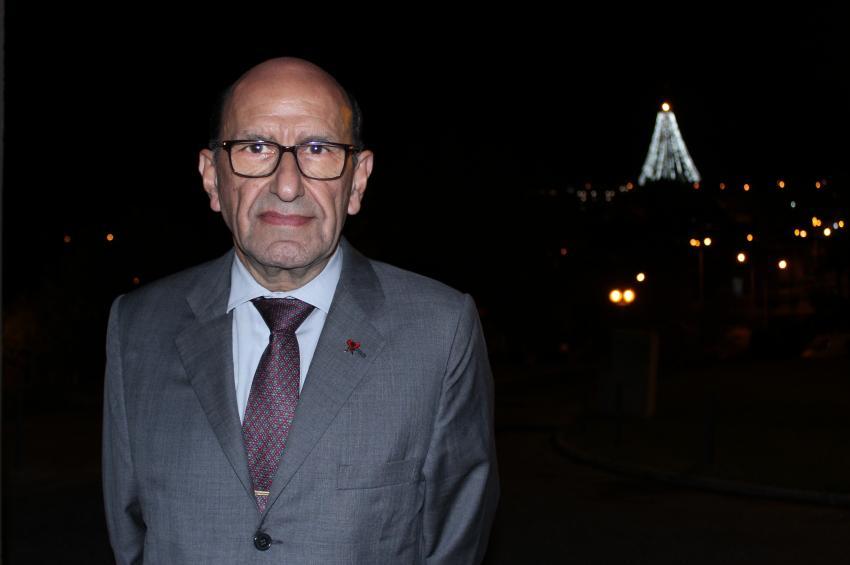 Dr. Manuel Carvalho Rodrigues (DR: Antena Livre e Jornal de Abrantes)