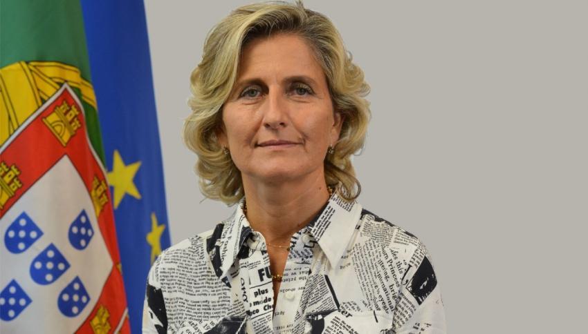 Ana Abrunhosa - Ministra da Coesão Territorial