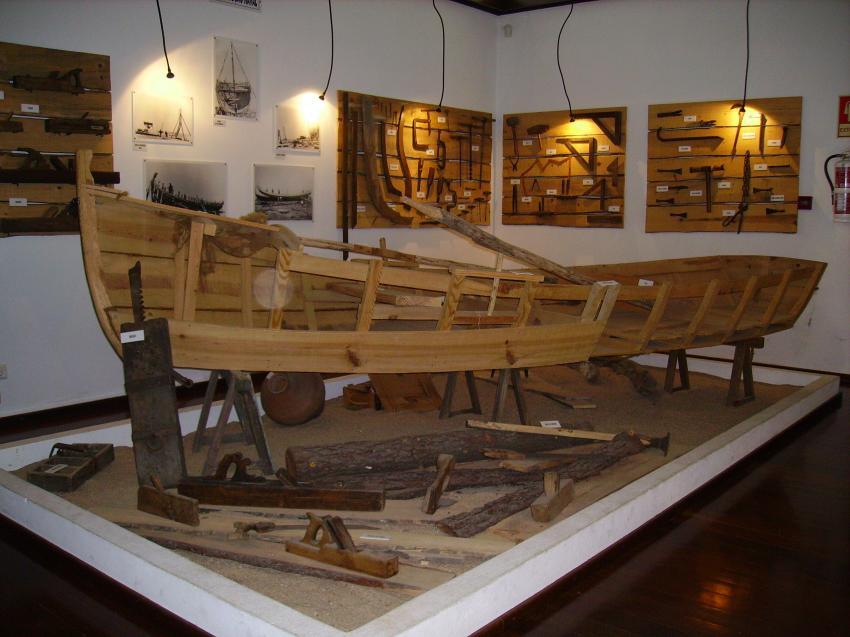 Museu dos Rios e das Artes Marítimas (DR)