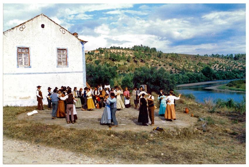 Passo Lento - Ortiga