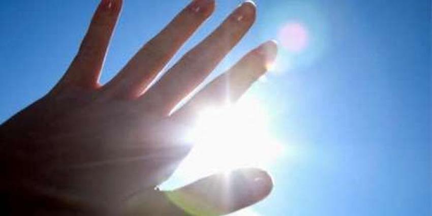 Risco elevado de radição ultravioleta