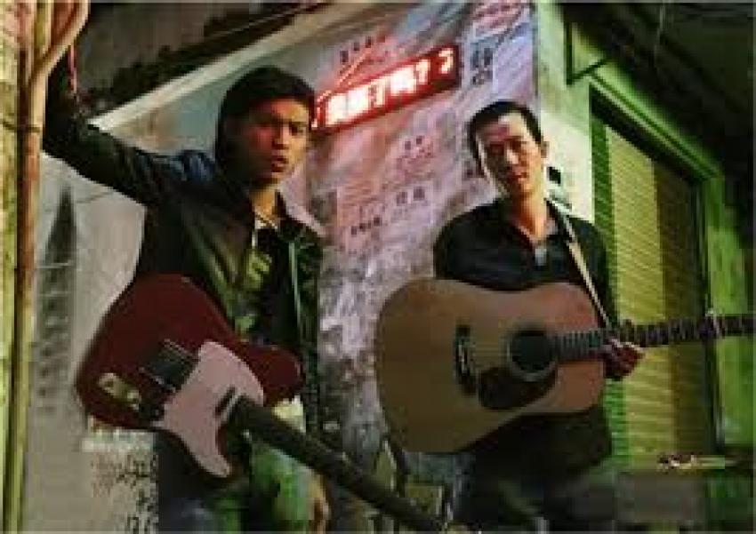 Banda da China continental - Wu Tiao Ren