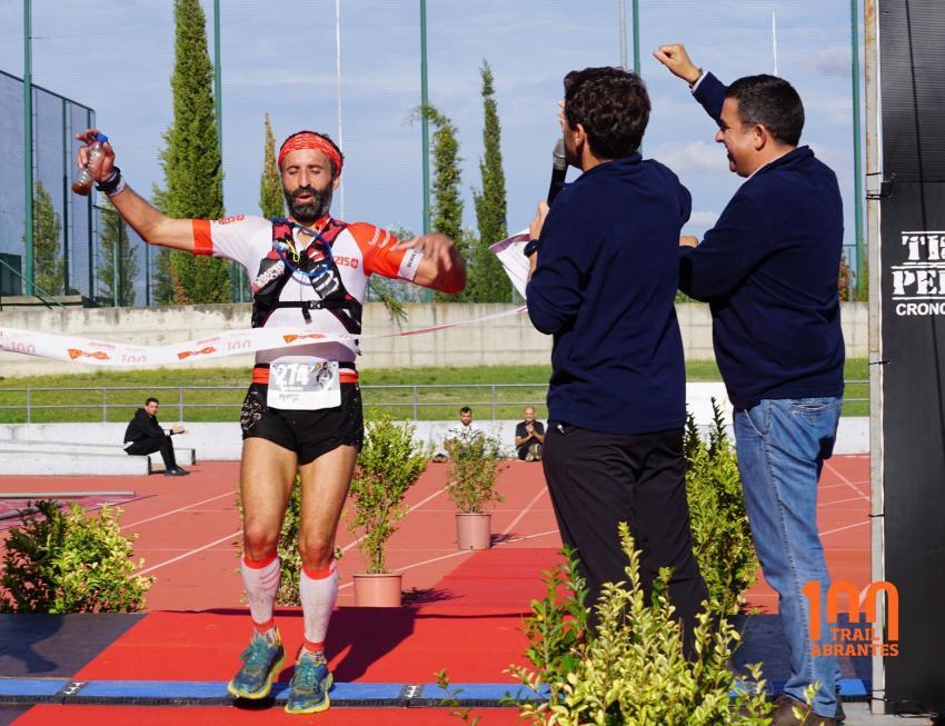 Vencedor dos 100km - João Oliveira