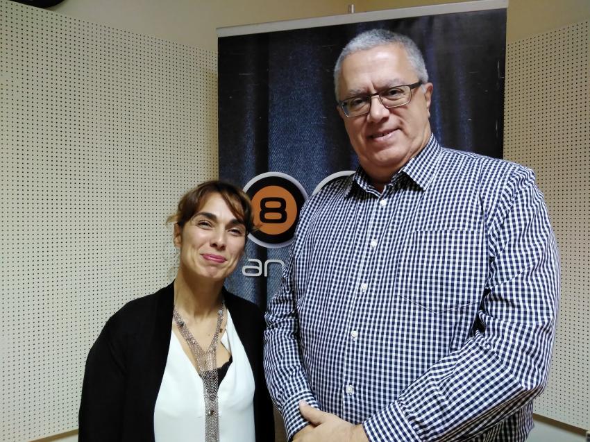 Joana Ramos e Zé Rafael Nascimento